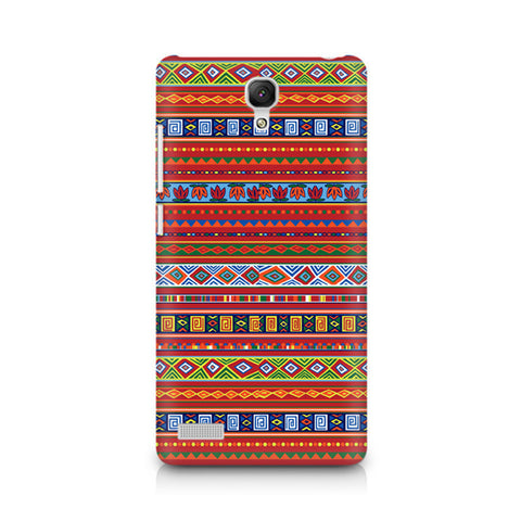 Redmi Note Ethnic Pattern Abstract