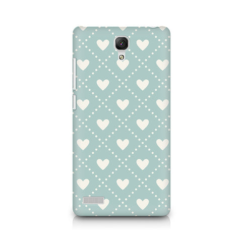 Redmi Note Heart Vintage