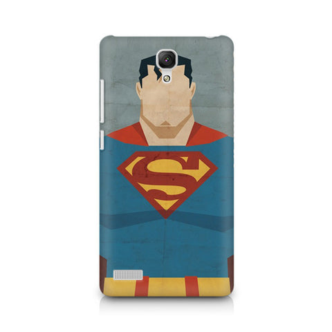 Redmi Note Superman Minimalist