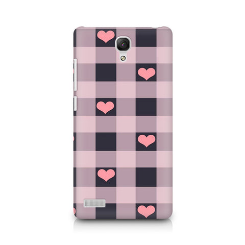 Redmi Note Checksy Hearts