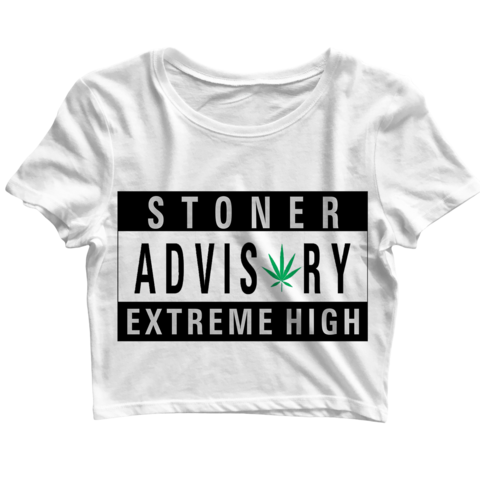 Stoner Advisory Crop Top