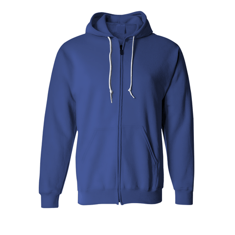 Basic Navy Blue Hoodie Flairlift