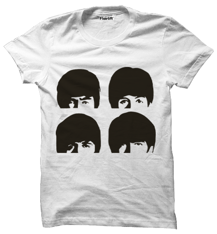 The Beatles Roundneck Unisex T-shirt