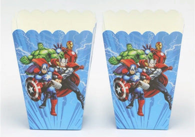 Avengers Popcorn | Candy | Lolly Box Pack of 12