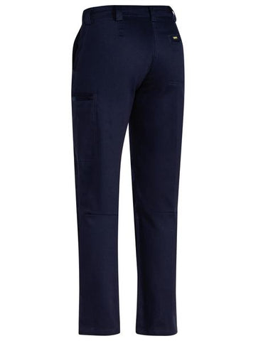 Bisley Industrial Engineered Womens Drill Pant-(BPL6021)