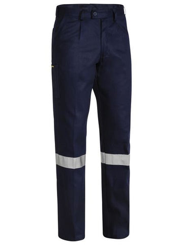 Bisley Original Work Pant 3m Reflective Tape-(BP6007T)