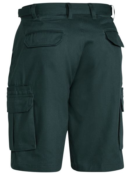 Bisley 8 Pocket Cargo Short-(BSHC1007)
