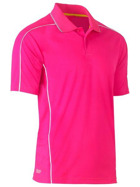 Bisley Cool Mesh Polo Shirt (BK1425)