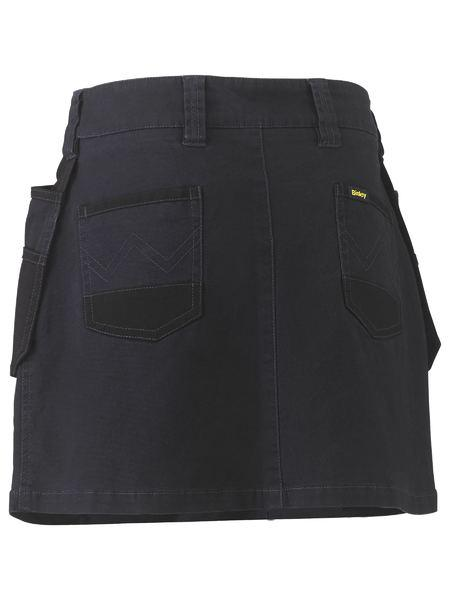 Bisley Womens Flex & Move™ Stretch Cotton Skort (BLS1024)