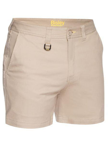 Bisley  Stretch Cotton Drill Short Short-(BSH1008)
