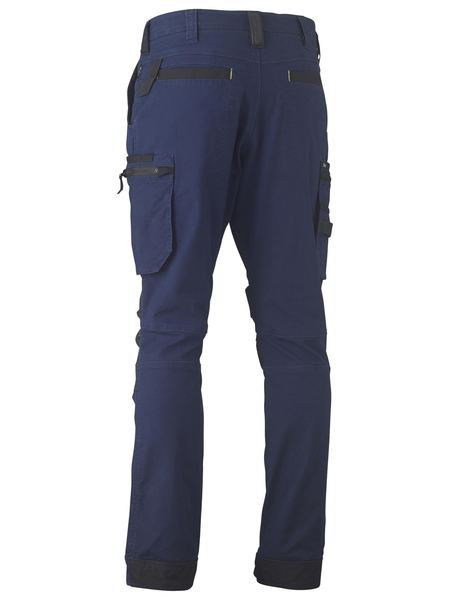 Bisley Flex & Move Stretch Utility Zip Cargo Pant (BPC6330)