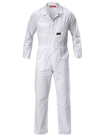 Hard Yakka Lightweight Cotton Drill Coverall (2nd 2 Colours) (Y00030)