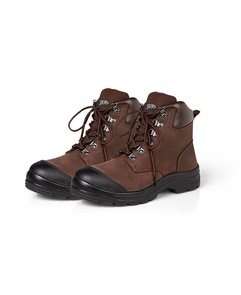 JB's Lace Up Safety Boot (9F4)