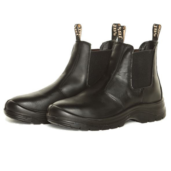 JB's Elastic sided safety boot (9E1)