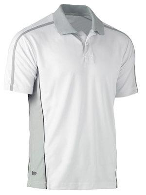 Bisley Painter'S Contrast Polo Shirt - Short Sleeve (BK1423)