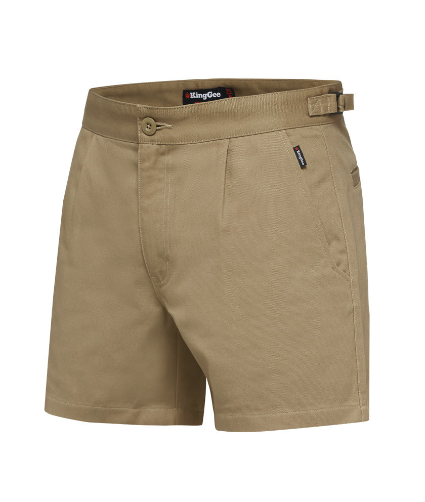 King Gee Drill Utility Shorts  (K07010)
