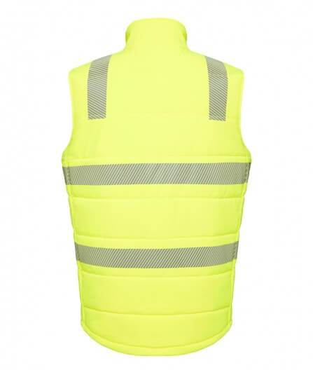 King Gee Reflective Puffer Vest (K55020)