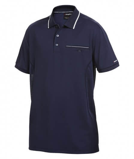 Kinggee workcool S/S Polos (K69789)