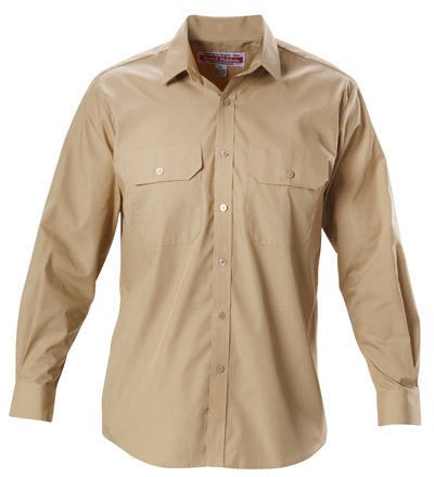 Hard Yakka Permanent Press Poly Cotton Shirt Long Sleeve (Y07590)