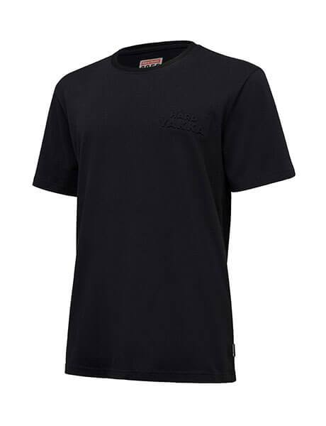 Hard Yakka Embossed Crew Neck Tee (Y19470)