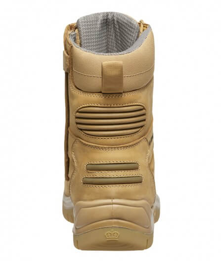 Kinggee Phoenix 8Z Side Zip Boot Nubuck (K27800)