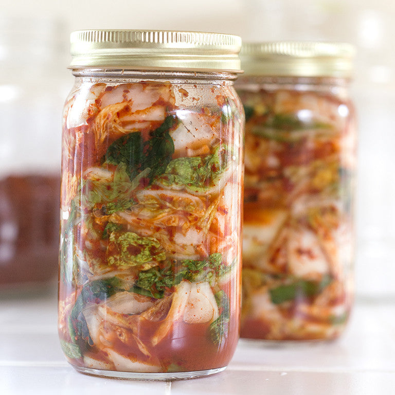The benefits of Kimchi and how to make it at home