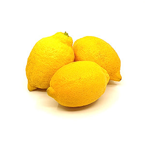 Organic Lemons - Local Organic Delivery