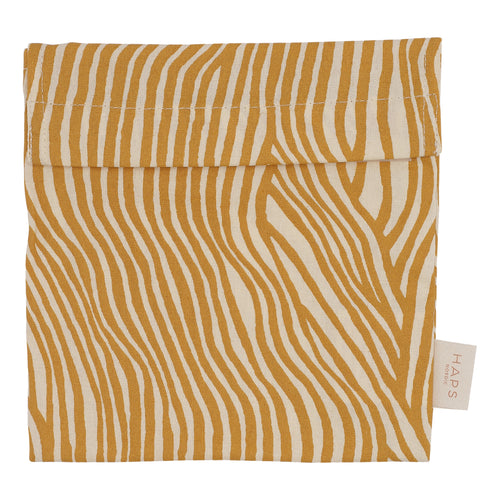 Sandwich Bag - Mustard Wave (4474739490899)