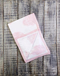 Receiving Blankets - Organic Cotton - Pink City (4439300046931)
