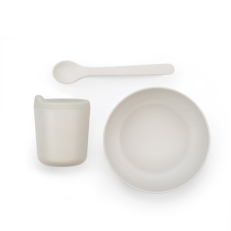 Bambino Baby Feeding Set - Cloud (4379584397395)