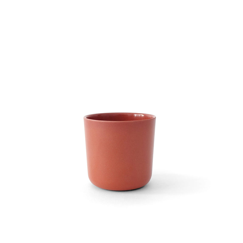 Bambino Small Cup (8oz) - Terracotta