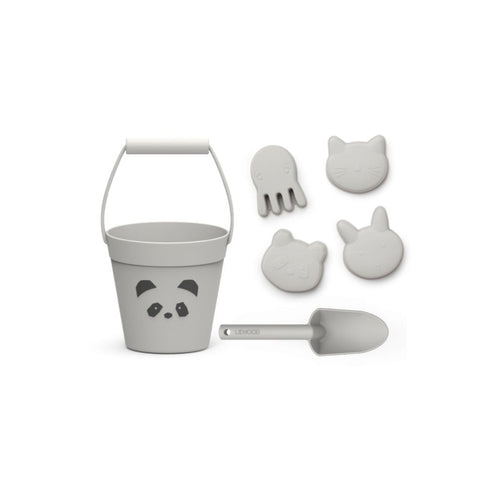 Dante Beach Set -  Panda Dumbo Grey (4691829030995)