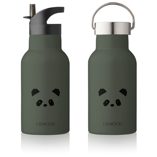 Anker Water Bottle - Panda Hunter Green (4442869596243)