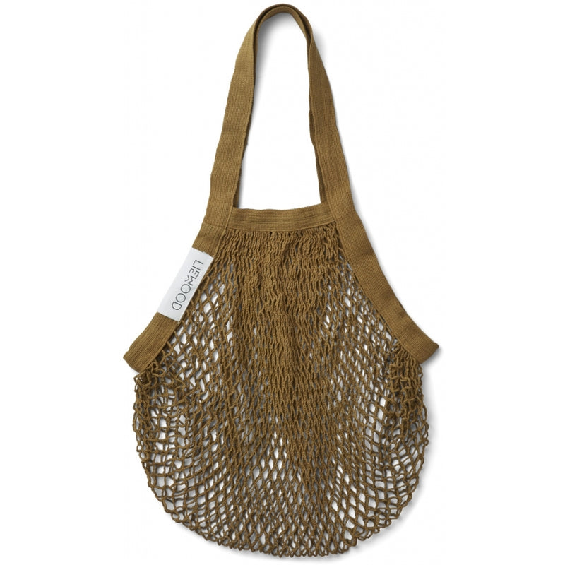 Mesi Mesh Tote Bag - Olive Green (4471715364947)
