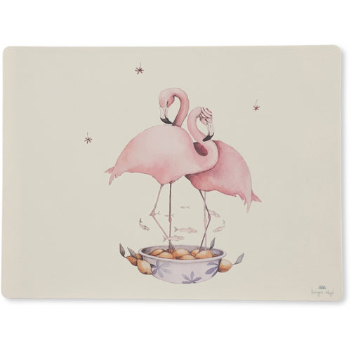 Placemat Nature/Flamingo