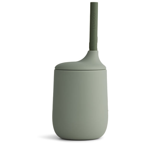 Ellis Sippy Cup - Faune Green / Hunter Green Mix (4471815045203)