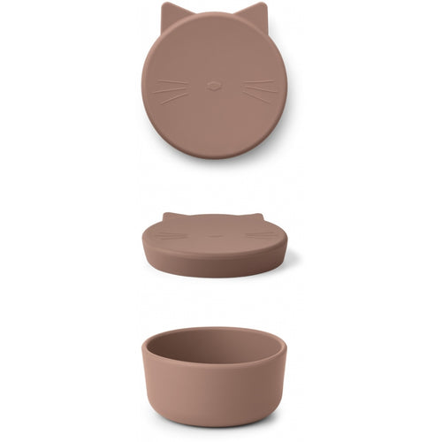 Cornelius Snack Box - Cat Dark Rose (4472916508755)