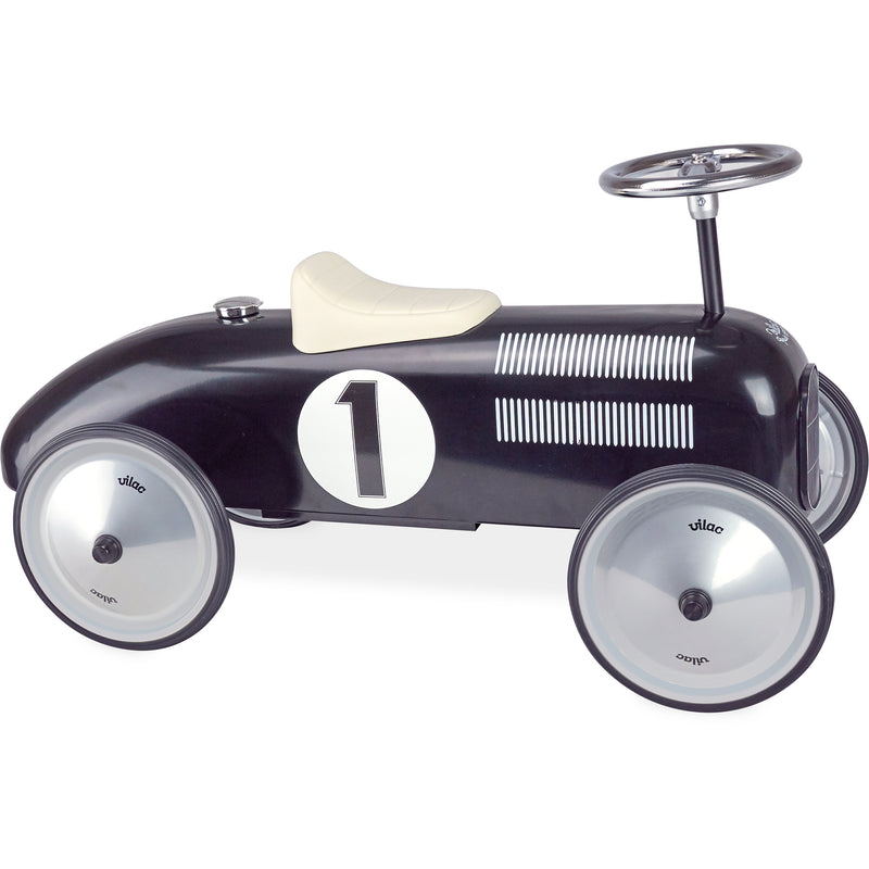 Ride On Vintage Black Car (4681514418259)