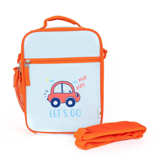 Lunch Bag - Cars (4640768131155)
