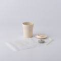 NEW! Bamboo Sippy Cup - Grey