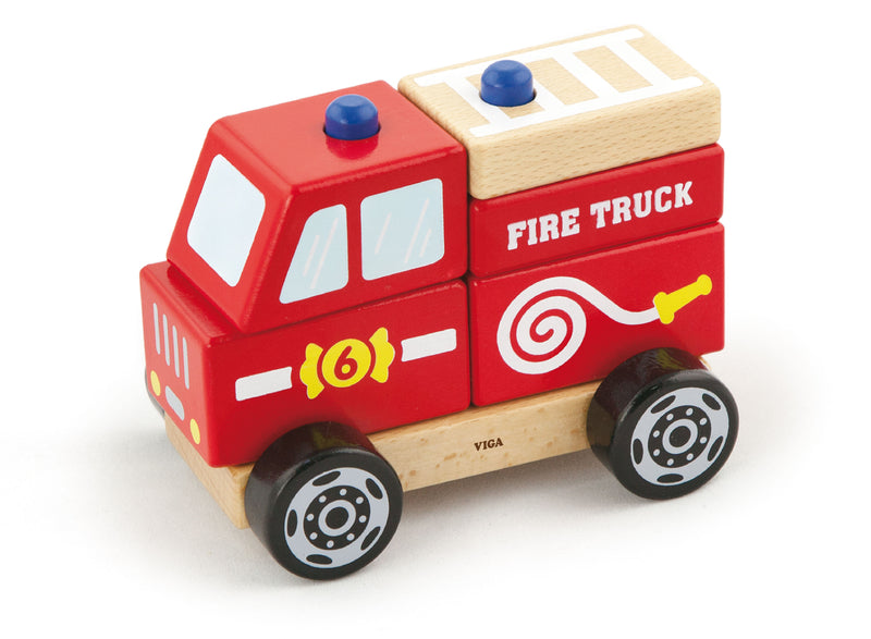 Stacking Fire Truck (4284637053011)