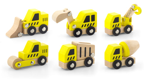 Construction Vehicles Set (4286822383699)