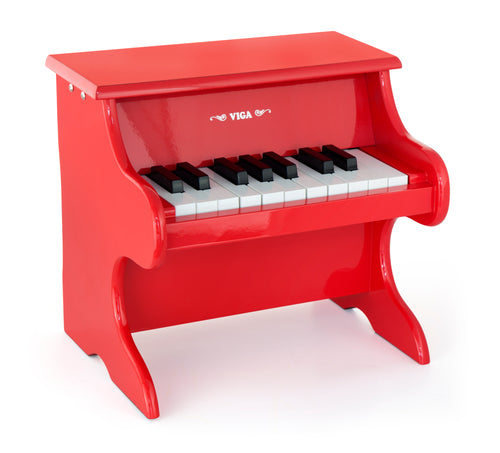 Wooden Kids Piano - 18 Keys
