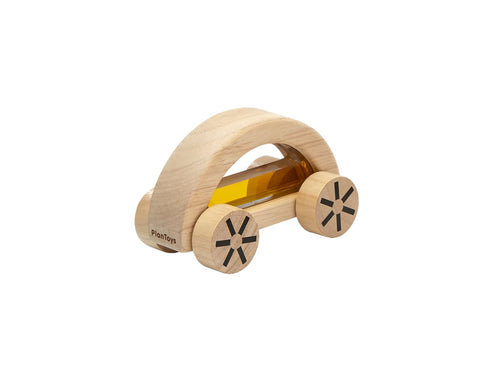 Wooden Wautomobile - Yellow (4702020010067)