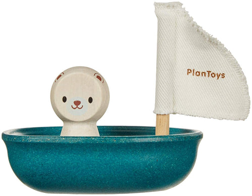 Sailing Boat Polar Bear (4415731433555)