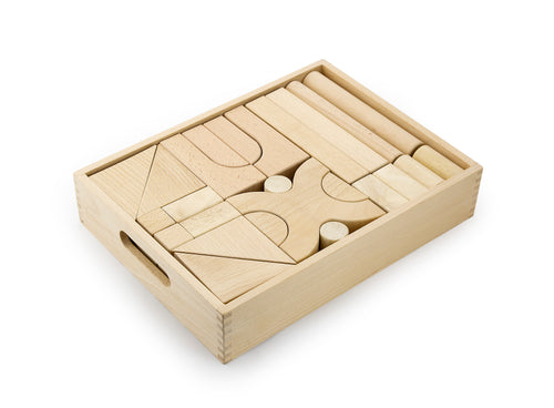 Unit Block Set - 48 pieces