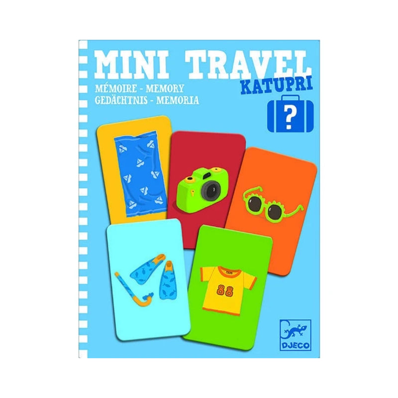 Katupri - Mini Travel Memory Game (4465783406675)
