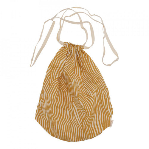 Multi Bag Large - Mustard Wave (4474764886099)