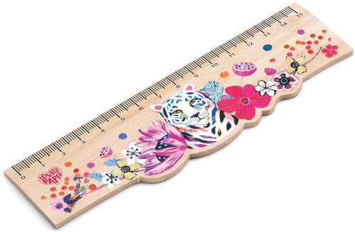 Martyna Wooden Ruler (4466107056211)