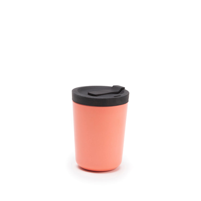 Go Reusable Takeaway Mug/350 ml - Coral (4455625523283)